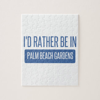Puzzle Estaría bastante en Palm Beach Gardens