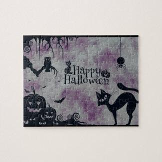 Puzzle Feliz Halloween