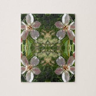 Puzzle Flor -4b de la primavera