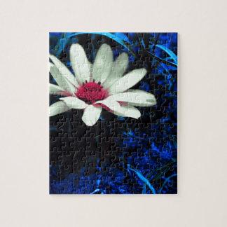 Puzzle Flor del arte