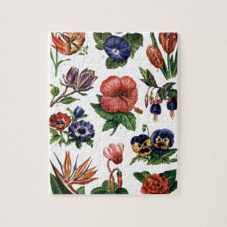 Puzzle Flores
