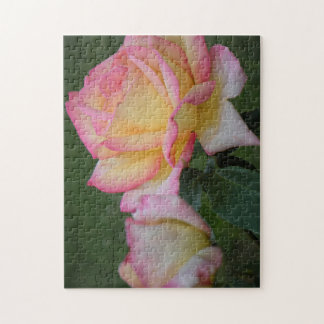 Puzzle Flores subiós paz
