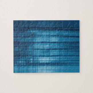 Puzzle Fondo del mosaico de la tecnología como arte del