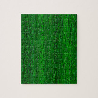 Puzzle Fondo multi del color verde