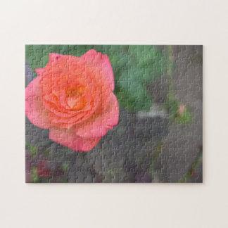 Puzzle Foto floral de la naturaleza del jardín de flores