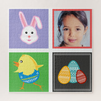 Puzzle Foto linda colorida del personalizado de los