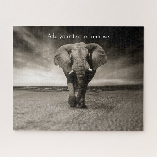 Gemelos De Elefante ZOO Safari Africano Padres Día Regalo Gemelos en Caja