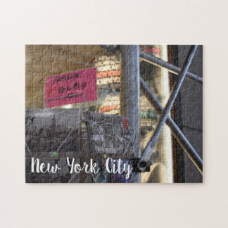 Puzzle Fotografía urbana turística de New York City NYC