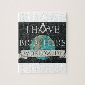Puzzle Fraternidad mundial
