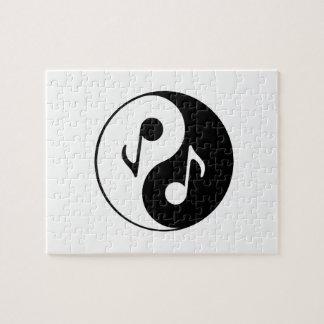 Puzzle Fusión musical