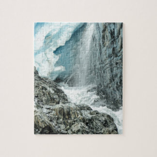 Puzzle glacier19