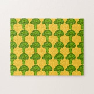 Puzzle Gráfico del bróculi