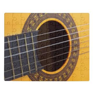 Puzzle Guitarra acústica