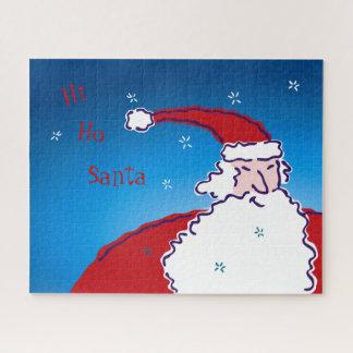 Puzzle ¡Hola Ho Santa!