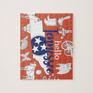 Puzzle Hola Tennessee