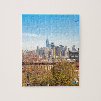 Puzzle Horizonte de New York City