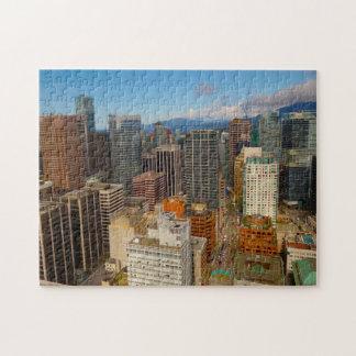 Puzzle Horizonte Vancouver