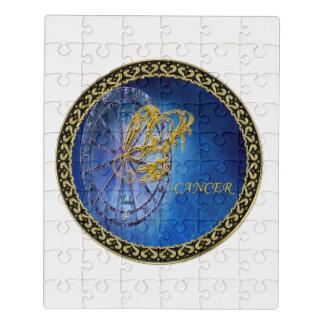 Puzzle Horóscopo del diseño de la astrología del zodiaco