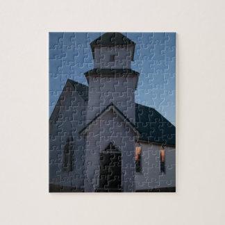 Puzzle Iglesia del país