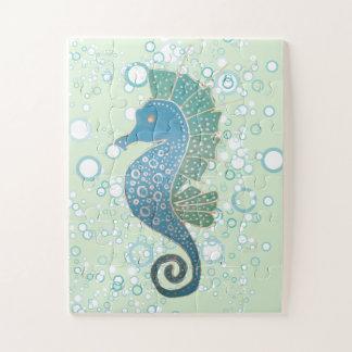 Puzzle Ilustraciones del Seahorse