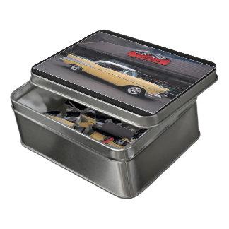 Puzzle Impulsión clásica 1957 del coche de Chevrolet del