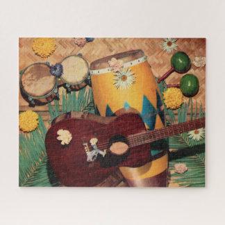 Puzzle Instrumentos de música latinos