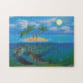 Puzzle Isla de la tortuga
