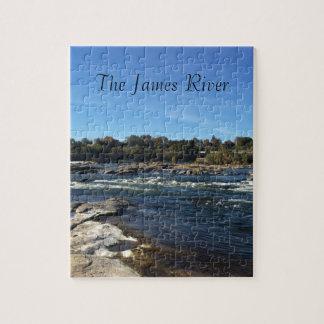 Puzzle James River