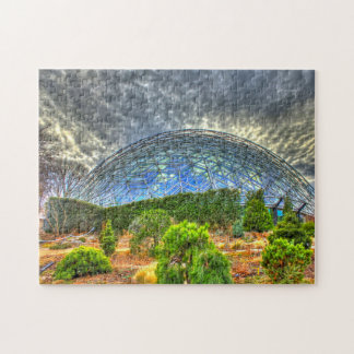 Puzzle Jardín botánico Missouri de Climatron