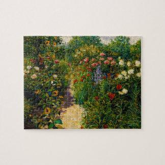 Puzzle Jardín en Giverny