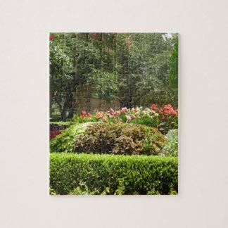 Puzzle jardín hermoso