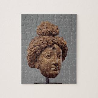 Puzzle Jefe de un Buda o de un Bodhisattva