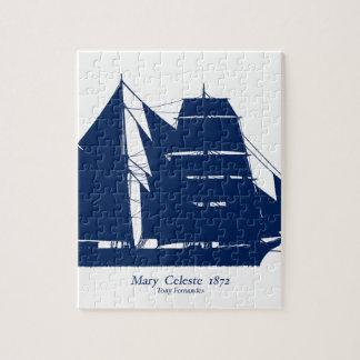 Puzzle La Maria Celeste 1872 por los fernandes tony