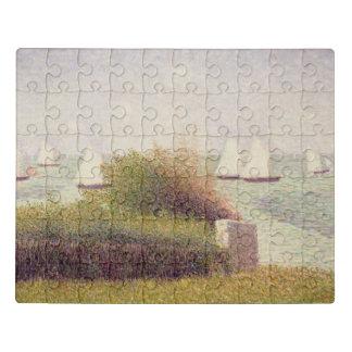 Puzzle La Rade de Grandcamp