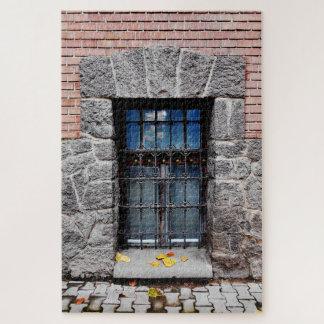 Puzzle La ventana vieja