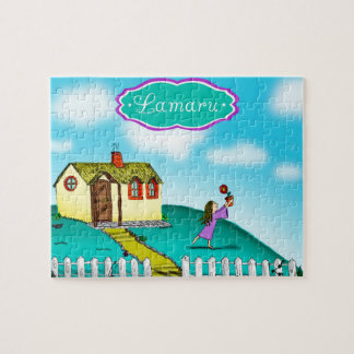 Puzzle Lamaru