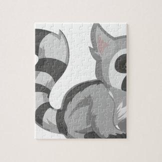 Puzzle Lemur