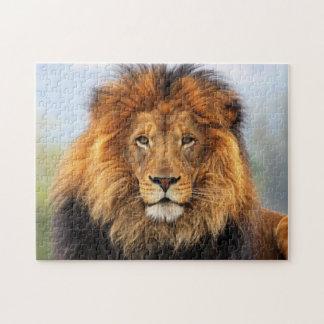 Puzzle León africano 1