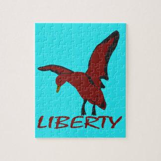 Puzzle Libertad del pato