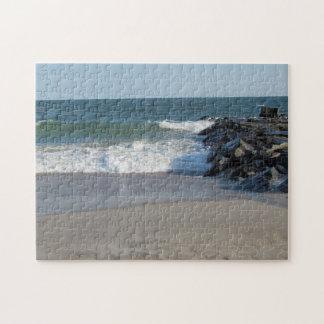 Puzzle Línea de la playa