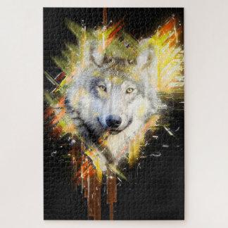 Puzzle Lobo