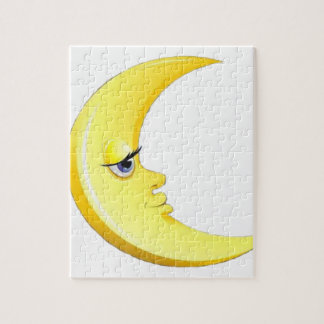 Puzzle Luna hermosa