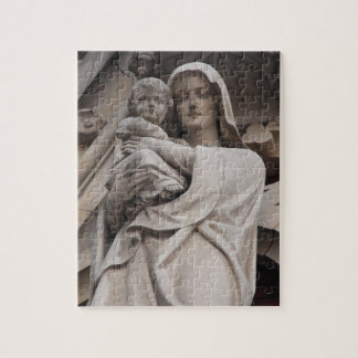 Puzzle Madre Maria - madre de dios