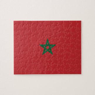 Puzzle Marruecos