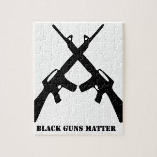 Puzzle Materia negra de los armas