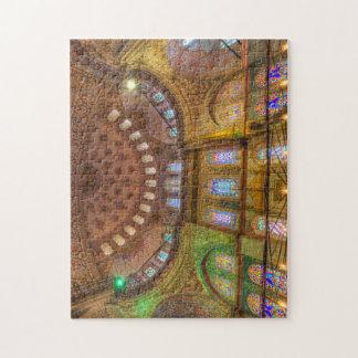 Puzzle Mezquita azul Estambul