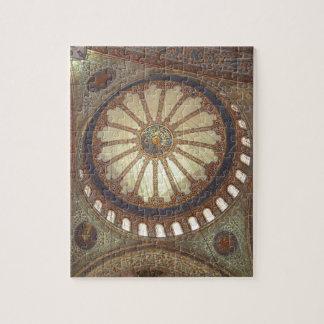 Puzzle Mezquita azul Estambul interior, Turquía