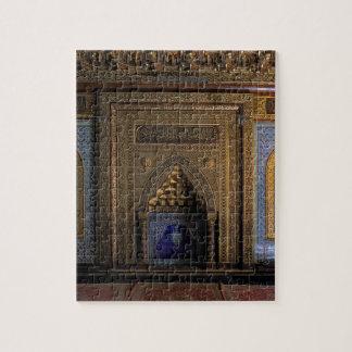 Puzzle Mezquita El Cairo del palacio de Manial