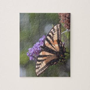 Puzzle Mi mariposa