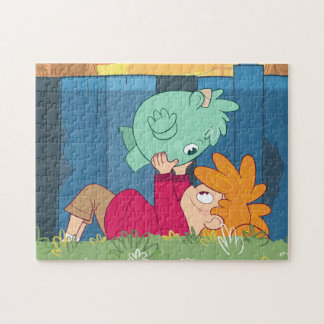Puzzle Mombo y petunia